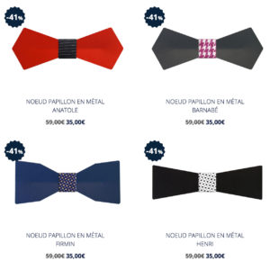 wedding bow tie, Wedding, GUSTAVE & cie
