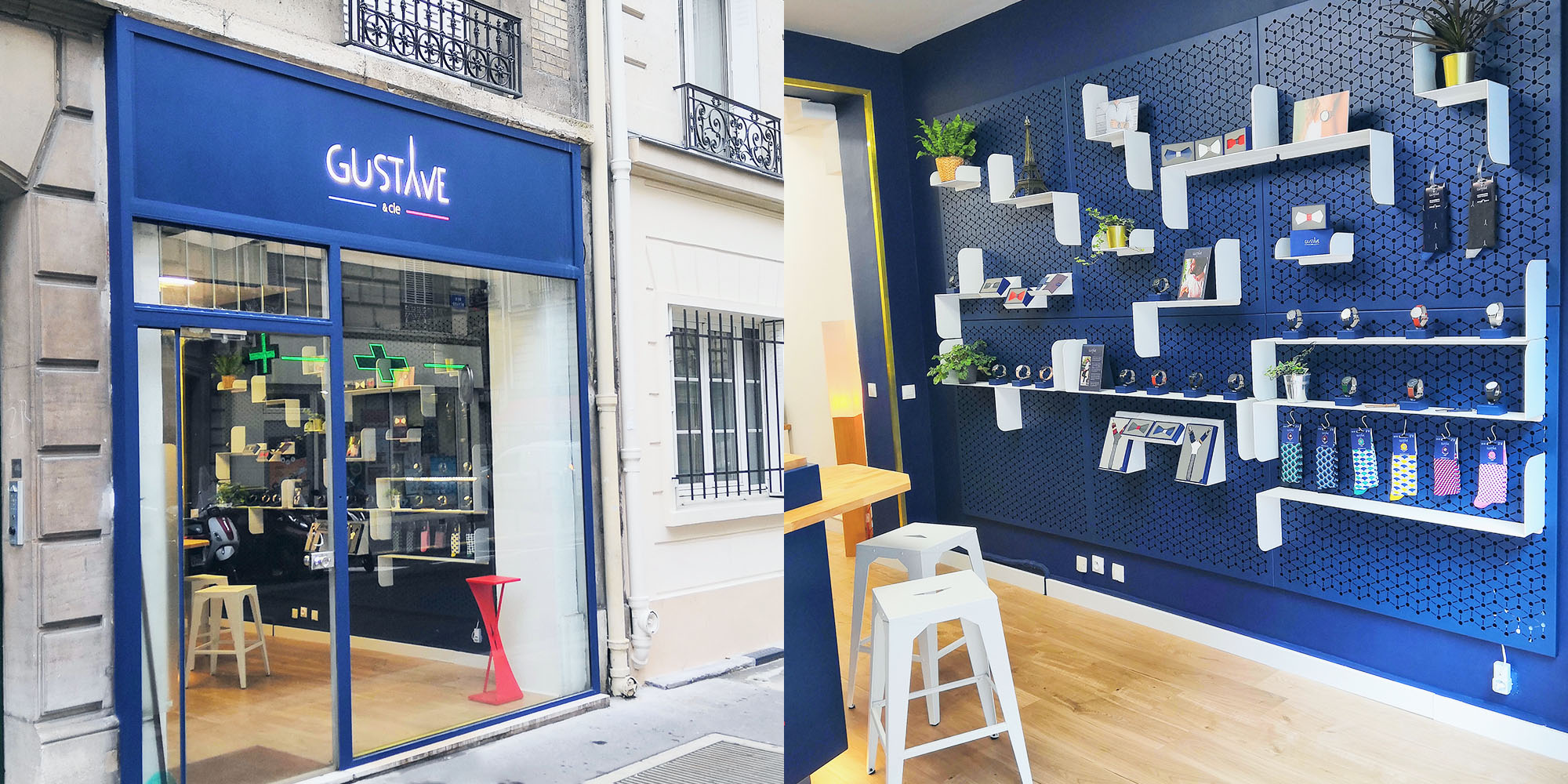 Gustave et cie boutiques, Shops, GUSTAVE & amp; cie, GUSTAVE & amp; cie