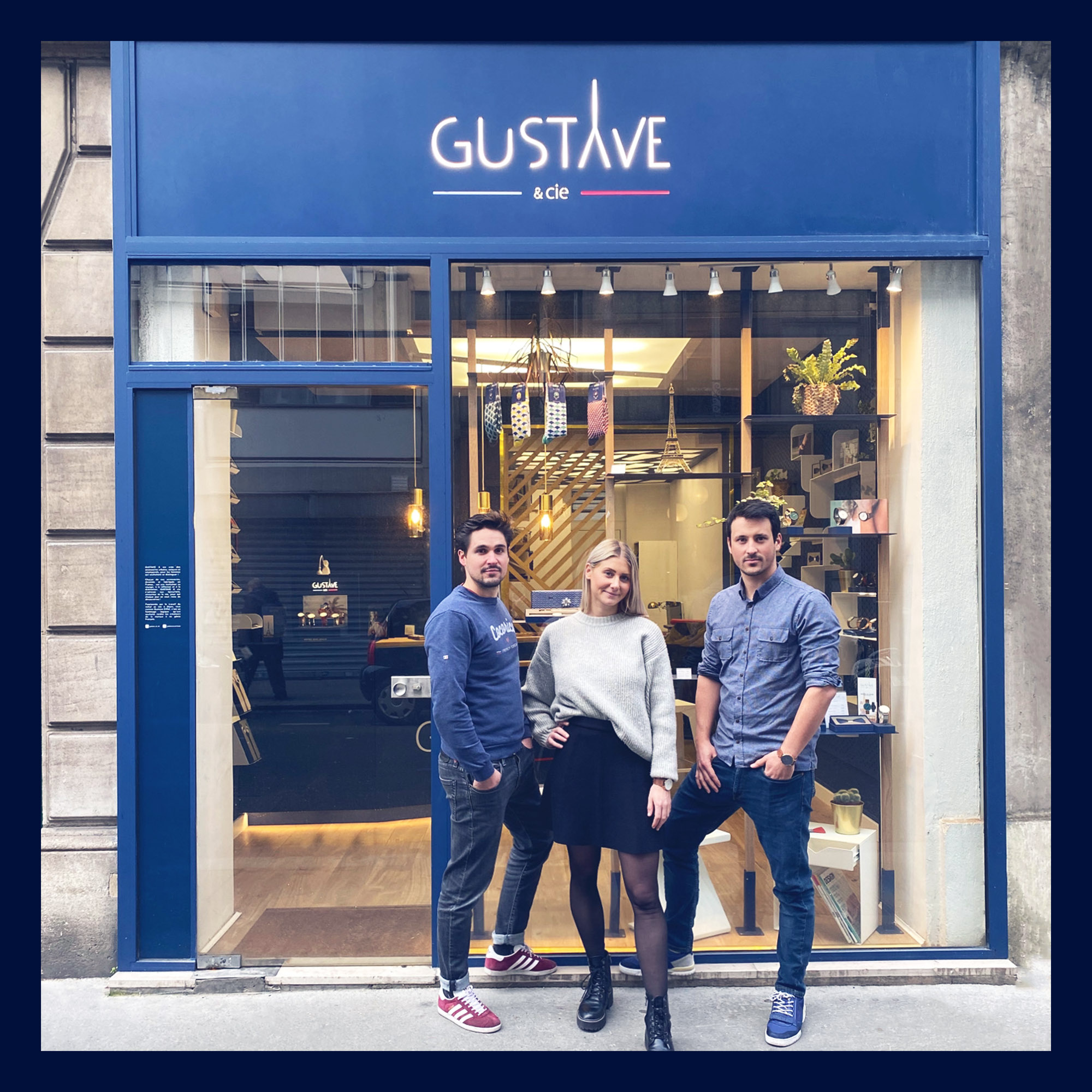 , GUSTAVE & # 038; cie & # 8211; 24h watches 12h and fashion accessories Made in France, GUSTAVE & amp; cie, GUSTAVE & amp; cie